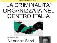 """A Monte Porzio l'incontro """"La criminalità organizzata nel centro Italia"""""""