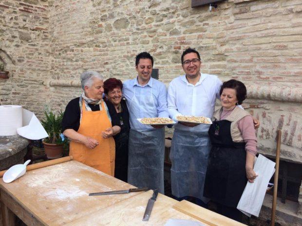 Gusto e tipicità a Torre San Marco con la Festa della Fava di Fratte Rosa e dei Tacconi