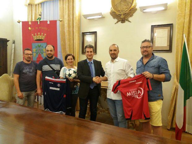 Settore giovanile, accordo tra Junior Pergolese e Gubbio. Si parte con il Camp