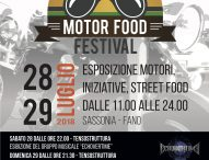 Motori, street food, bellezza e musica. In Sassonia un weekend per tutti i gusti col Motor Food Festival
