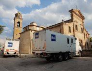 San Lorenzo in Campo, dalla Basilica diretta Rai in mondovisione della messa