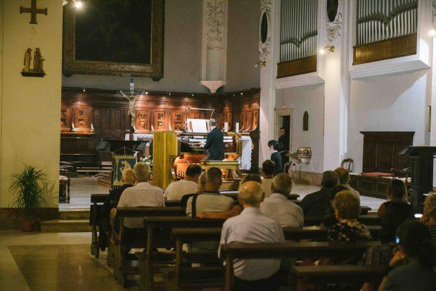 """Al via la 57esima edizione dei """"Concerti d'organo a Santa Maria Nuova"""""""