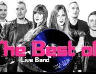 The Best of in concerto e attività Sassonia protagoniste col Sassonia Night Live