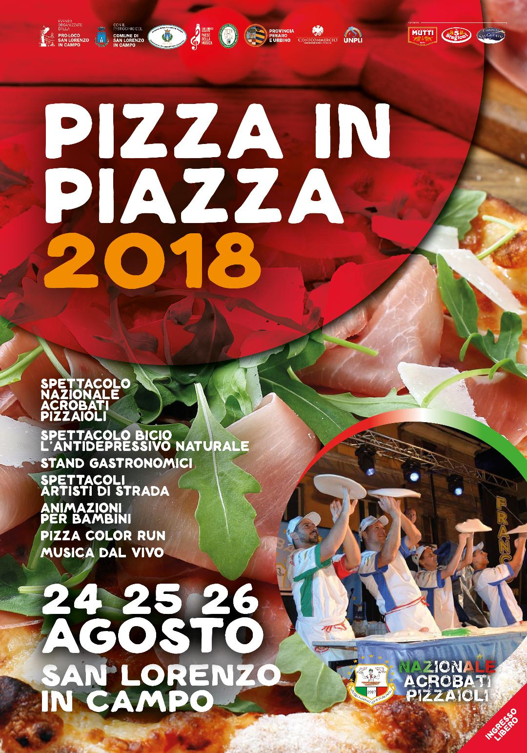 manifesto pizzainpiazza
