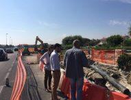 Mondolfo, al via lavori alla rete fognaria di Ponte Rio