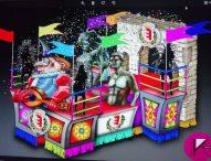 Il Carnevale di Veracruz in Messico dedica un carro a Fano e al suo Carnevale