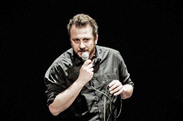 Giorgio Montanini a Cagli con il nuovo spettacolo Live 2019