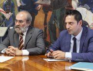 Il neo presidente della Provincia Paolini ha illustrato gli obiettivi del mandato: sostenibilità ambientale, scuole e viabilità