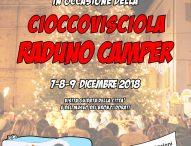 Raduno camper a Pergola per la CioccoVisciola di Natale 2018