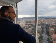 """Ricci e la torre panoramica: """"Cartolina straordinaria che farà amare la città"""""""