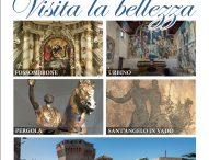 Per le festività di Natale l'Itinerario della Bellezza: Urbino, i Borghi più belli d'Italia, storia, arte e cultura