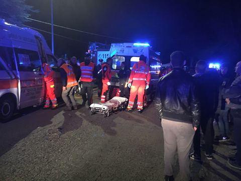 Tragedia Corinaldo, lutto cittadino a Frontone per la morte di Mattia