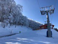 Sul Catria si scia, impianti aperti fino a domenica