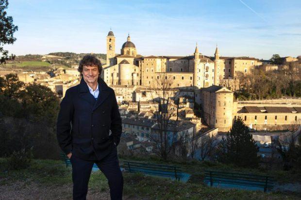Meraviglie La Pensola dei Tesori: Urbino protagonista del programma di Alberto Angela