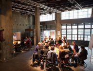 Warehouse Coworking Factory protagonista ad Atene