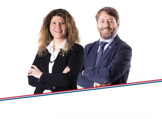 Immobiliare, Claudio Abbondanzieri e Giovanna Machì: vent'anni di professionalità al servizio di Fano