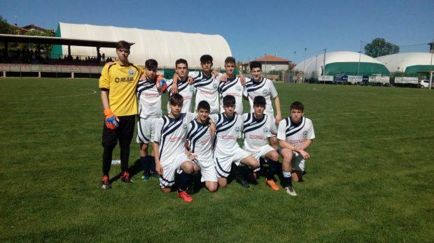 Della Rovere, gli Allievi si laureano campioni provinciali