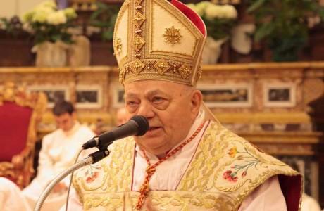 Si è spento il cardinale Elio Sgreccia