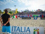 Adotta una Nazionale di Beach Soccer, ristoranti e pizzerie in campo per l'evento clou dell'estate di Marotta