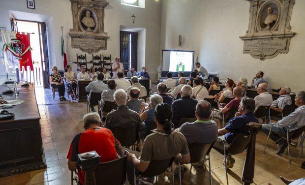 Barbanti, Monterolo Montevecchio, variante San Lorenzo, liceo, elisuperificie: la Provincia a Pergola tra strade e scuole