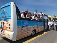 'Due vacanze in una', inaugurato il bus turistico che collega Marotta e Mondolfo