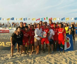 mundial beach soccer marotta-premiazione canada
