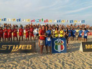 mundial beach soccer marotta-premiazione delvecchio