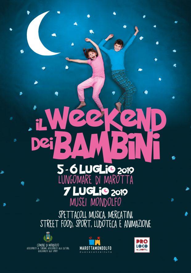 A Marotta Il Weekend dei Bambini: musical 'Il libro della giungla', musica, animazione, sport e solidarietà