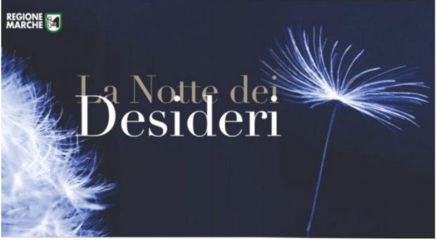 A Marotta 'La Notte dei desideri' dedicata all'autismo
