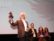 """Animavì, il Bronzo Dorato all'arte attoriale a Toni Servillo: """"Orgoglioso. Per questo Festival nutro ammirazione"""""""