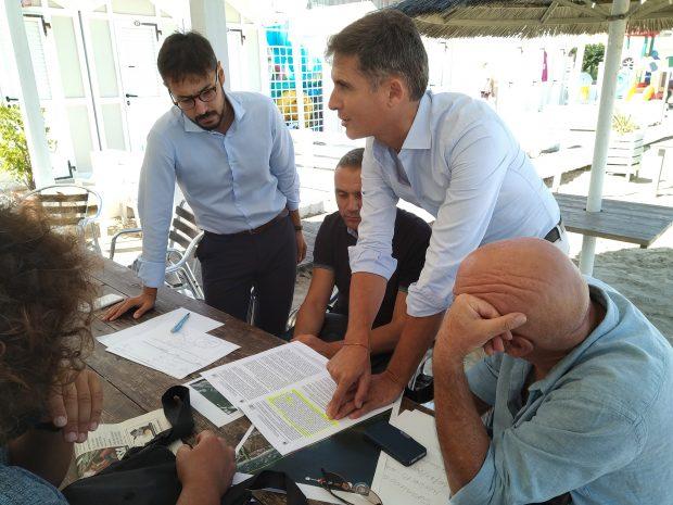 """Marotta, Talè: """"Nel Piano delle Zone Costiere una stima di 4milioni di euro per salvaguardia litorale"""""""