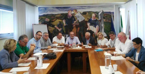 """Riunione operativa in Provincia: al """"Nolfi"""" anno scolastico partirà il 30 settembre. Scongiurati doppi turni"""