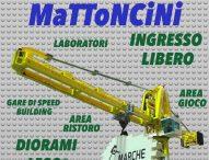 A Monte Porzio sbarcano i mattoncini Lego