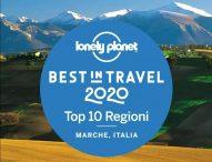 Lonely Planet, le Marche unica destinazione italiana tra i luoghi da non perdere per il 2020