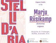 Castelli d'Aria, a San Lorenzo in Campo concerto della musicista estone Marju Riisikamp
