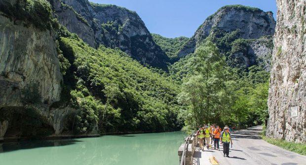 """Affluenza record alla Riserva naturale""""Gola del Furlo"""". Gli eventi del week-end"""