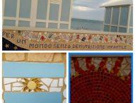 A Marotta un mosaico per un mondo senza denutrizione infantile