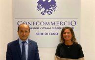 La Confcommercio di Fano inaugura una nuova sede