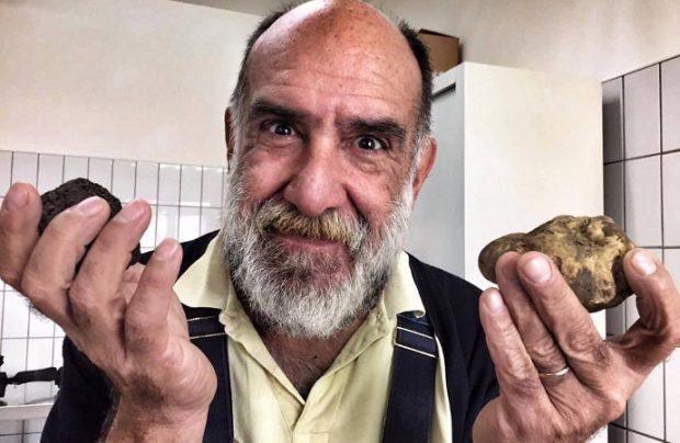 Acqualagna, ultimo weekend della Fiera del Tartufo con gli chef del Gambero Rosso. Prezzo tartufo scende di 1000 euro