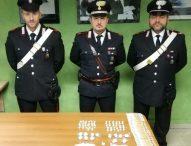 Cagli, giovane arrestato con 130 grammi di cocaina