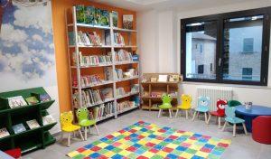 A Carpegna s'inaugura la nuova biblioteca