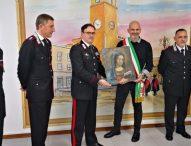 Fossombrone, carabinieri restituiscono alla cittadinanza dipinto rubato nel 1992