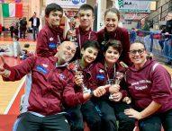 Successo per i giovani atleti di Fanoscherma
