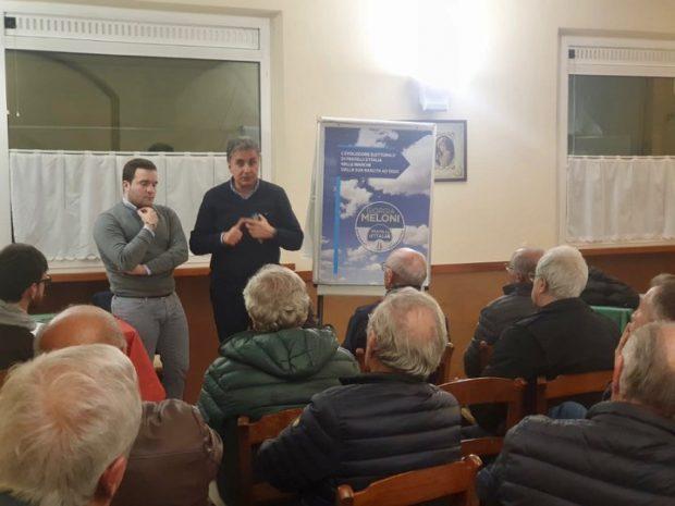 'LiberiAmo le Marche', iniziato il tour di Fratelli d'Italia nella provincia di Pesaro Urbino
