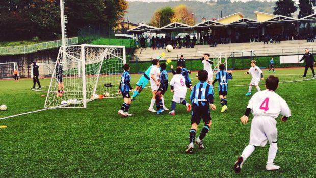 Per il Marotta calcio un weekend con l'Atalanta