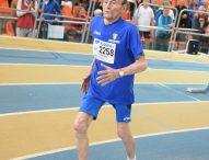"""A Giuseppe Ottaviani, 103 anni, pluripremiato per i suoi record sportivi, la benemerenza """"Lo Scalpellino d'Oro"""""""