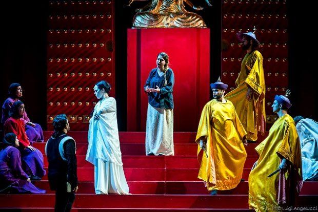 Fano, successo per 'Turandot' al Teatro della Fortuna