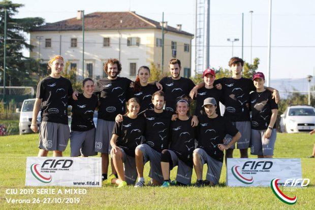 I Croccali di Fano conquistano il terzo posto ai Campionati Italiani Mixed 2019
