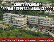 """Baldelli: """"Ospedale di Pergola smantellato anche grazie all'ipocrisia dei comitati formati dai sostenitori di Ceriscioli"""""""