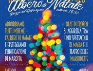 Insieme sotto un unico albero di Natale: a Marotta si festeggia l'unificazione